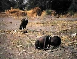 Wanting A Meal (by Kevin Carter)